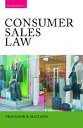 Consumer Sales Law 2nd edition 9781135241827 1135241821