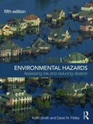 Environmental Hazards 5th edition 9780415428651 0415428653