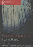 Routledge Handbook of Internet Politics 1st Edition 9780203962541 0203962540