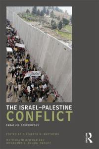 The Israel-Palestine Conflict 0 9780415434799 0415434793