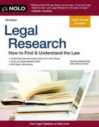 Legal Research 16th Edition 9781413316186 1413316182