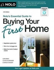 Nolo's Essential Guide to Buying Your First Home 4th Edition 9781413317626 1413317626