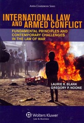 International Law and Armed Conflict 1st Edition 9781454817727 1454817720