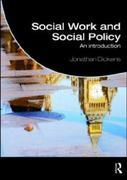 Social Work and Social Policy 1st edition 9780415454131 0415454131