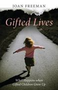 Gifted Lives 0 9780415470094 0415470099