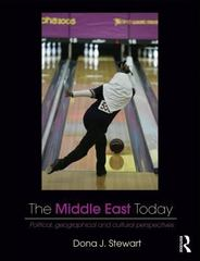 The Middle East Today 2nd edition 9781136812019 1136812016