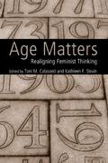 Age Matters 1st Edition 9781135928087 1135928088