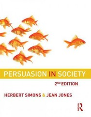 Persuasion in Society 2nd edition 9780415965149 0415965144