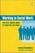 Working in Social Work 1st Edition 9780415965521 0415965527