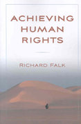 Achieving Human Rights 1st edition 9780415990165 0415990165
