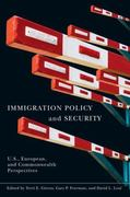 Immigration Policy and Security 1st edition 9780415990837 0415990831