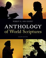 Anthology of World Scriptures 8th Edition 9781133934448 1133934447