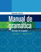 Manual de gramatica 2nd edition 9781133935599 1133935591