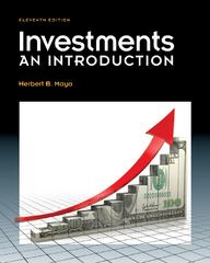 Investments 11th Edition 9781285546155 1285546156