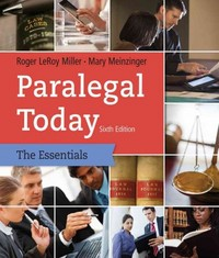 Paralegal Today 6th edition 9781133935629 1133935621