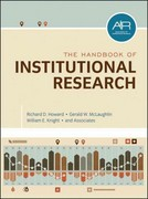 The Handbook of Institutional Research 1st Edition 9780470609538 0470609532