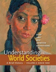 Understanding World Societies 1st edition 9781457618741 1457618745