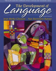 The Development of Language 8th Edition 9780132612388 0132612380