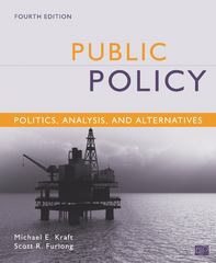 Public Policy 4th edition 9781452202747 1452202745
