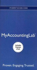NEW MyAccountingLab with Pearson eText -- Access Card -- for Financial Accounting 9th edition 9780133049343 0133049345