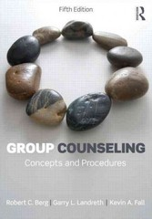 Group Counseling 5th Edition 9780415532914 0415532914
