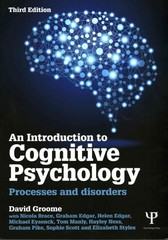 An Introduction to Cognitive Psychology 3rd Edition 9781848720923 1848720920