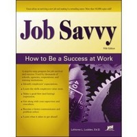 Job Savvy 5th Edition 9781593579142 1593579144
