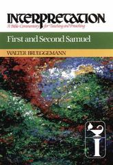 First and Second Samuel 1st Edition 9780664238681 0664238688