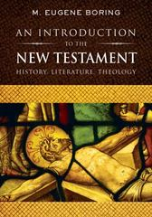 An Introduction to the New Testament 1st Edition 9780664255923 0664255922