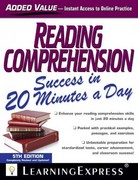 Reading Comprehension Success in 20 Minutes a Day, 5th Edition 5th Edition 9781576859452 1576859452