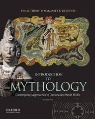 Introduction to Mythology 3rd edition 9780199859238 019985923X