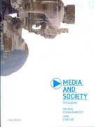 Media and Society 5th Edition 9780195574340 0195574346