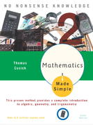 Mathematics Made Simple 6th Edition 9780767915380 0767915380