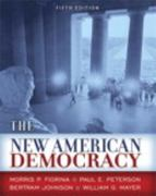 New American Democracy, The, Books a la Carte Plus MyPoliSciLab 5th edition 9780205552900 0205552900