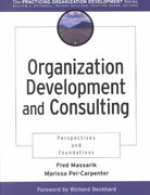 Organization Development and Consulting 1st edition 9780787946647 0787946648