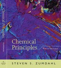 Chemical Principles 6th edition 9780618946907 061894690X