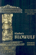Klaeber's Beowulf 4th Edition 9780802095671 0802095674