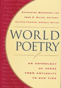 World Poetry 1st Edition 9780393041309 0393041301