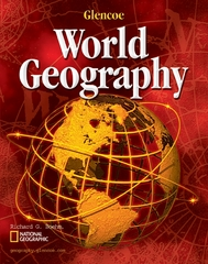 Glencoe World Geography, Student Edition 1st edition 9780026641739 0026641739