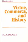 Virtue, Commerce, and History 0 9780521276603 0521276608