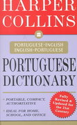 Harpercollins Portuguese/English Dictionary 1st Edition 9780062737489 0062737481