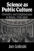 Science as Public Culture 0 9780521659529 0521659523