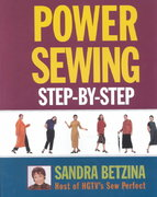 Power Sewing Step-by-Step 0 9781561585724 1561585726