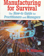 Manufacturing for Survival 1st edition 9780201633733 0201633736