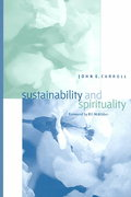 Sustainability and Spirituality 0 9780791461785 0791461785