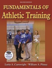 Fundamentals of Athletic Training 2nd edition 9780736052580 0736052585