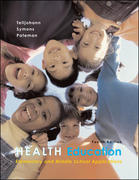 Health Education 4th Edition 9780072555509 0072555505