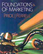 Foundations of Marketing 3rd edition 9780618973378 0618973370