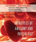 Principles of Anatomy and Physiology, Twelfth Edition with Atlas and registration card Binder Ready Version
