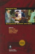 Preventing Occupational Disease And Injury 2nd edition 9780875530437 0875530435